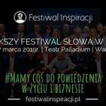 Festiwal Inspiracji 2019